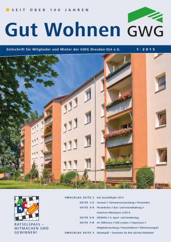 Ausgabe 1/2015