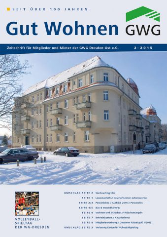 Ausgabe 2/2015